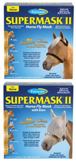 Supermask II Arabian