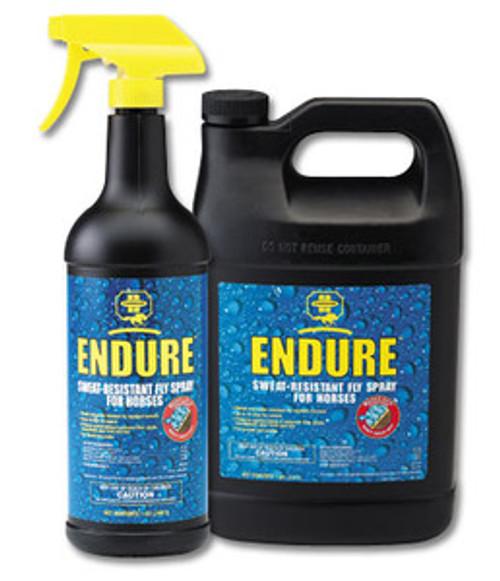 Endure Fly Spray gallon.