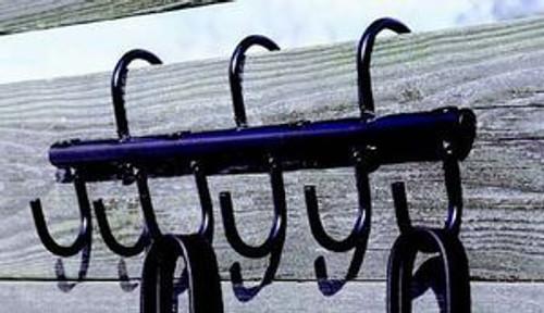 Tack Rack Hanging on Door 4 Hook