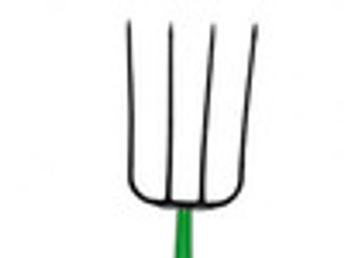 Fork Manure 4 Tine (Union)