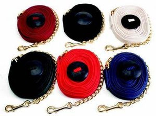 "Lunge Line Cotton Web 20""Chain"