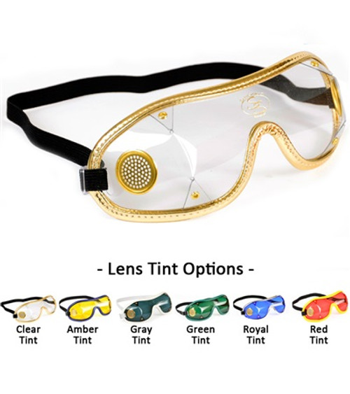 Goggles Jockey with Metal Vents