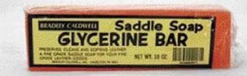 Saddle Soap Glycerine Bar