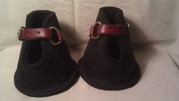 Breeding Boots with Buckle
