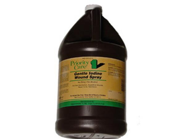 Navel Iodine 1% gallon.