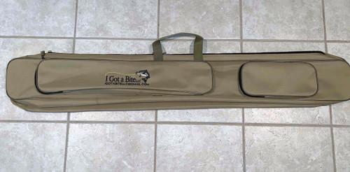 Fly rod carry-all bag