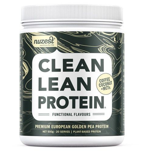 Clean Lean Protein Functional Flavours - Coffee Coconut+MCTs