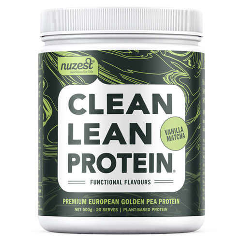 Clean Lean Protein Functional Flavours - Vanilla Matcha