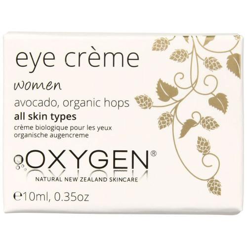 Organic Eye Creme - Women