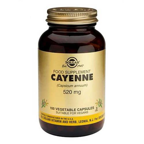 Cayenne 520mg