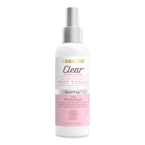 Clear Complexion Certified Organic Mist Toner