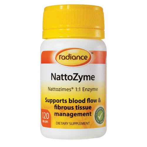 Nattozyme (Nattokinase Enzyme)