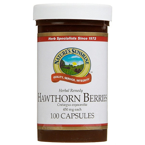 Hawthorn Berries 450mg