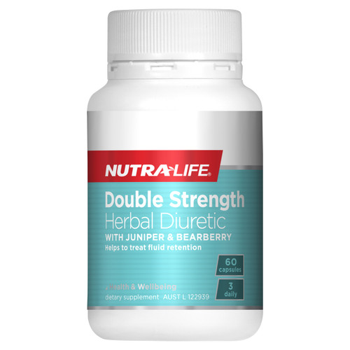 Double Strength Herbal Diuretic