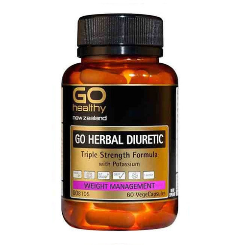 Go Herbal Diuretic - Triple Strength