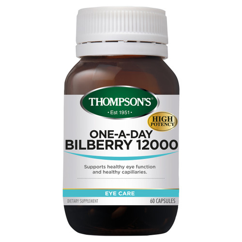 Bilberry 12,000 One-A-Day