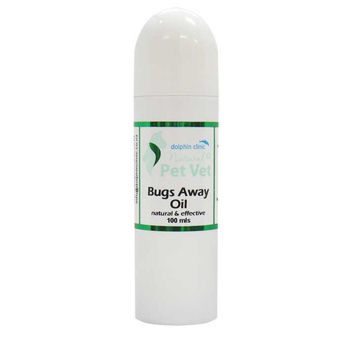 Pet Vet Bugs Away Oil