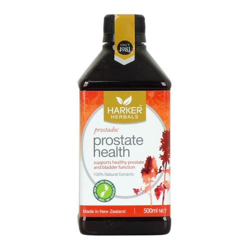 Prostate Health (formerly Prostadoc)
