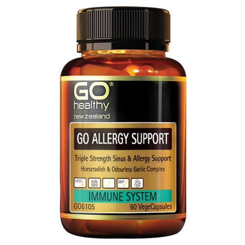 Go Allergy Support