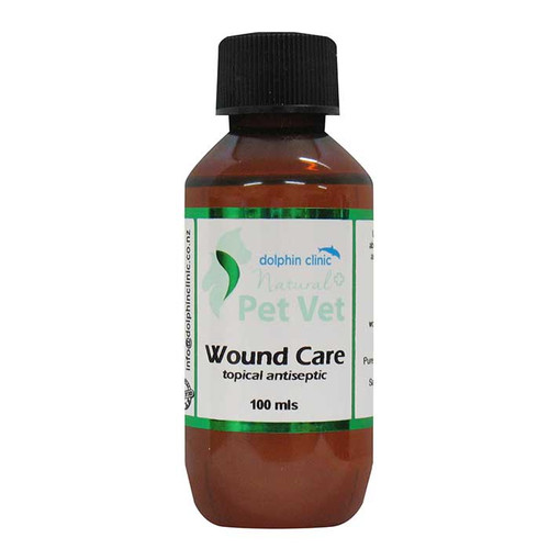 Pet Vet Wound Care Oil