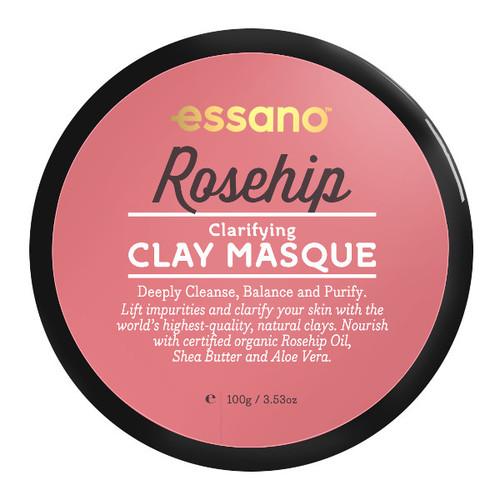 Rosehip Clay Masque