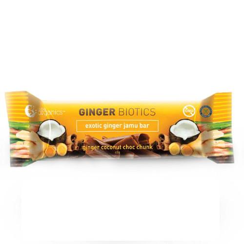 Ginger Biotics Bar