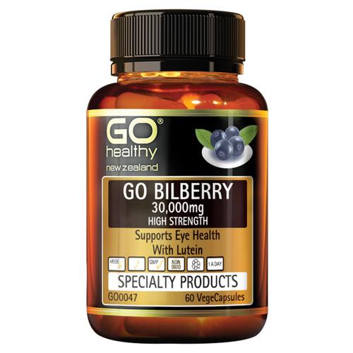 GO Bilberry 30,000