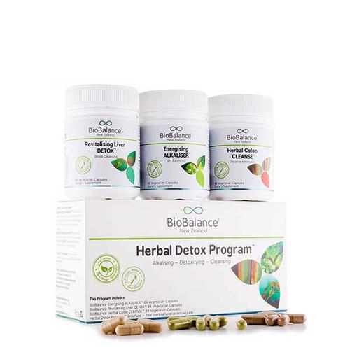 Herbal Detox Program