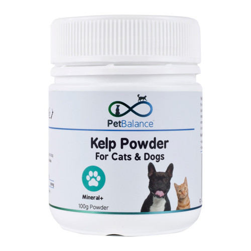 Kelp Powder for Cats and Dogs