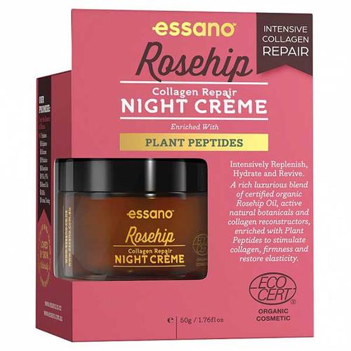 Rosehip Collagen Night Creme