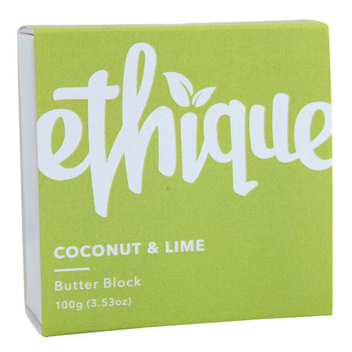 Coconut & Lime - Butter Block