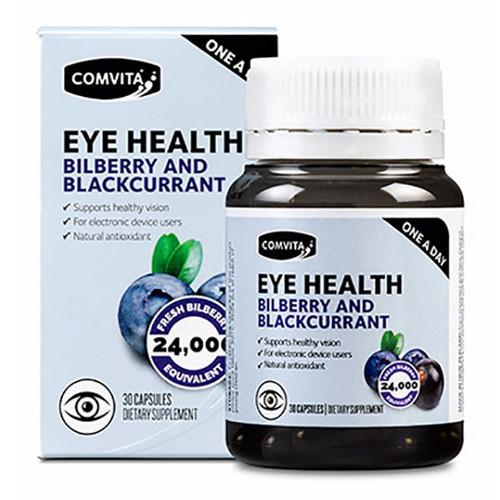 Eye Health Bilberry & Blackcurrant