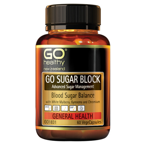 Go Sugar Block