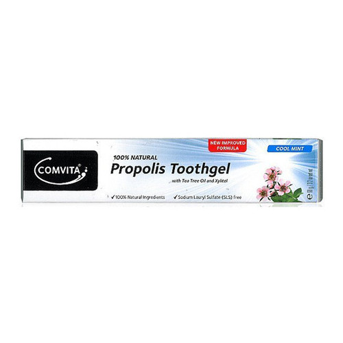 100% Natural Propolis Toothgel