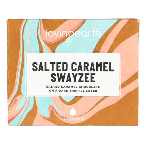 Salted Caramel Swayzee Chocolate