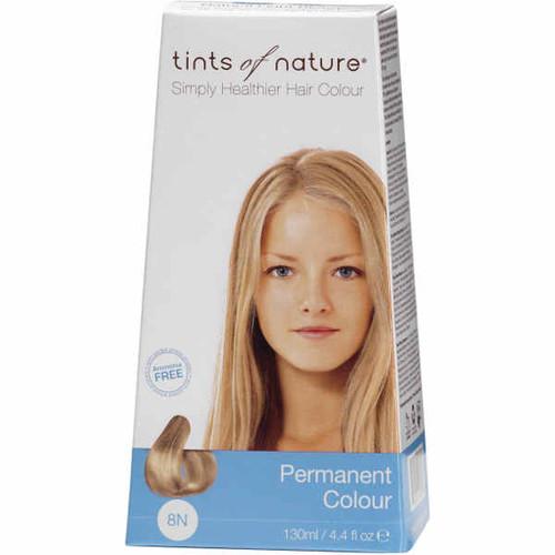 Natural Light Blonde (8N)