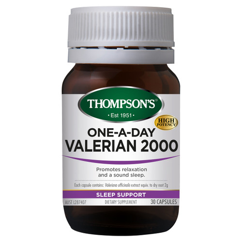 Valerian 2000 One-A-Day
