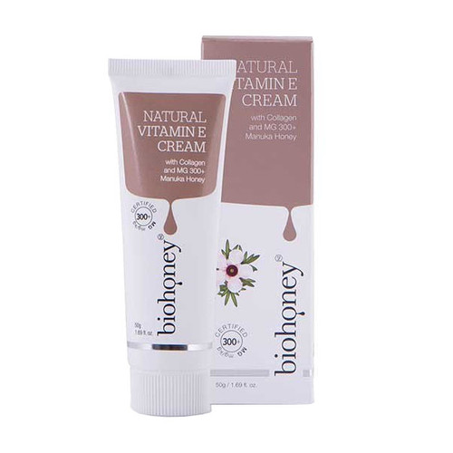 Natural Vitamin E Cream