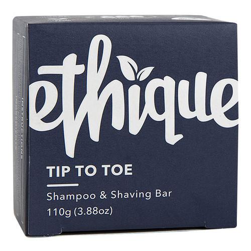 Tip To Toe - Shampoo & Shaving Bar