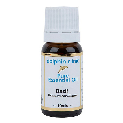 Basil - Pure Essential Oil
