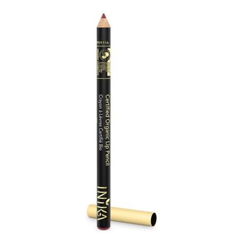 Certified Organic Lip Liner Pencil - Moroccan Rose