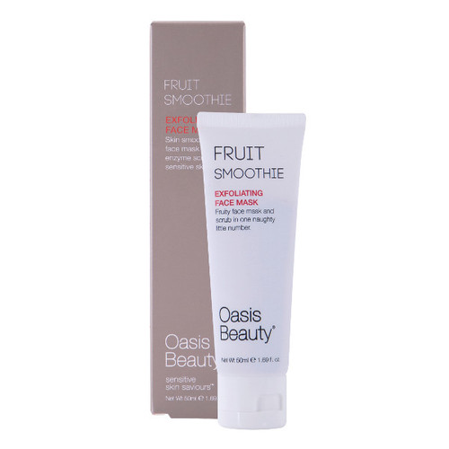 Fruit Smoothie - Triple Action Exfoliant & Face Mask