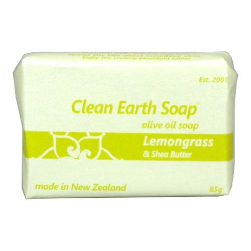 Lemongrass & Shea Butter Soap