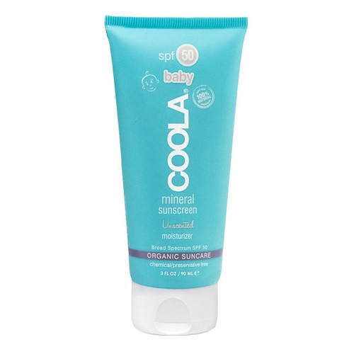 Baby SPF50 Unscented Sunscreen