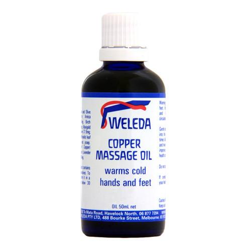Copper Massage Oil