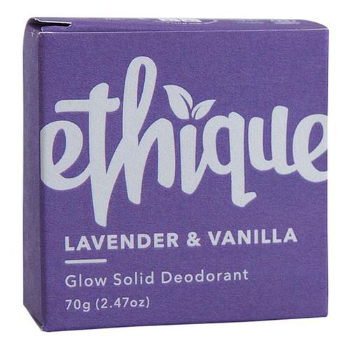 Lavender & Vanilla - Glow Solid Deodorant