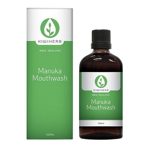 Manuka Mouthwash