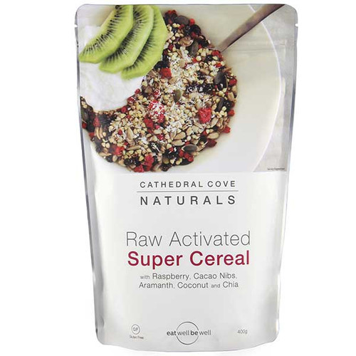 Raw Activated Super Cereal