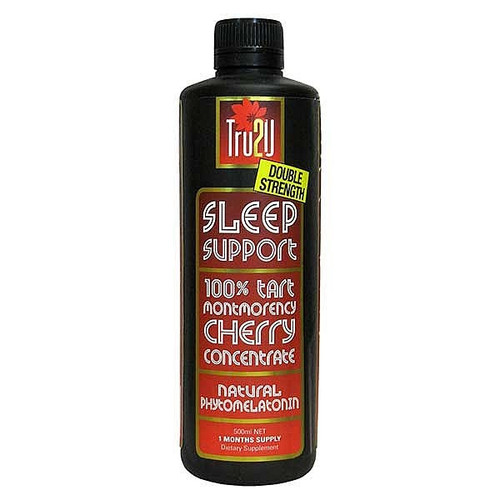 Tart Cherry Juice Concentrate Double Strength