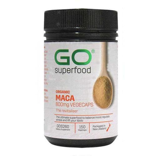 Go Maca Powder Organic